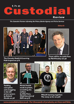 Custodial Review Issue 83