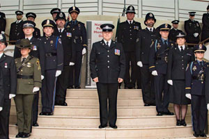 Police heroes from World War I amongst those honoured at National Police Memorial Day ​
