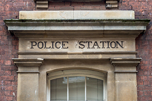 Police Office Secured By Design