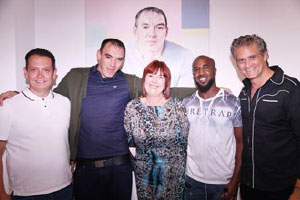 Beyond Recovery - Alfie Chambers, David Saunders, Jacqueline Hollows, Kayan Hersi-Annan, Paul Lock