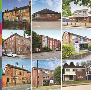 Eight Staffordshire Police Properties Now On Market