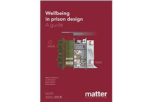 Wellbeing in Prison Design- Front Cover